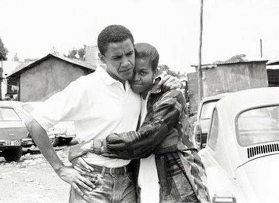 Vintage Obama Love